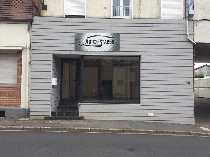location bureaux 1 pièces Labuissiere 62700