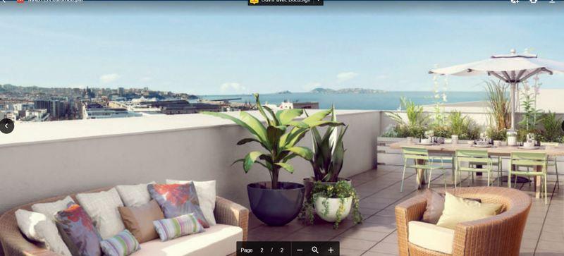vente Appartement 2 pièces Marseille 3eme 13003