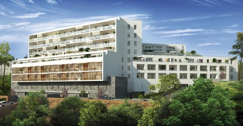 vente Appartement 3 pièces Marseille 11eme 13011
