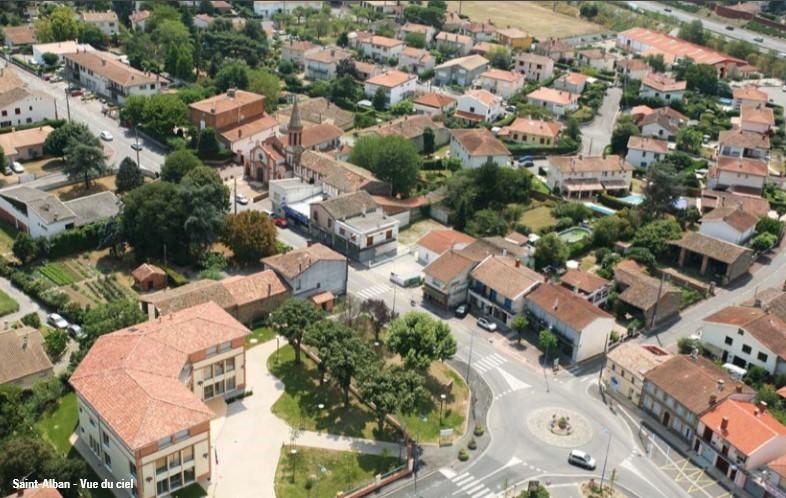 vente Appartement 2 pièces Saint Alban 31140