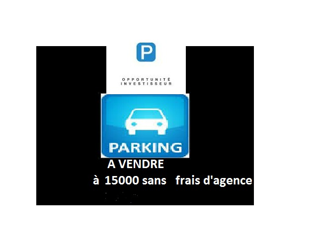vente parking/box 2 pièces Toulouse 31500