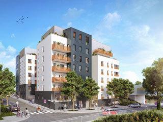 vente Appartement 1 pièces Bobigny 93000