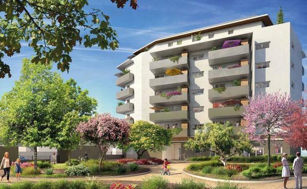 vente Appartement 2 pièces Voiron 38500