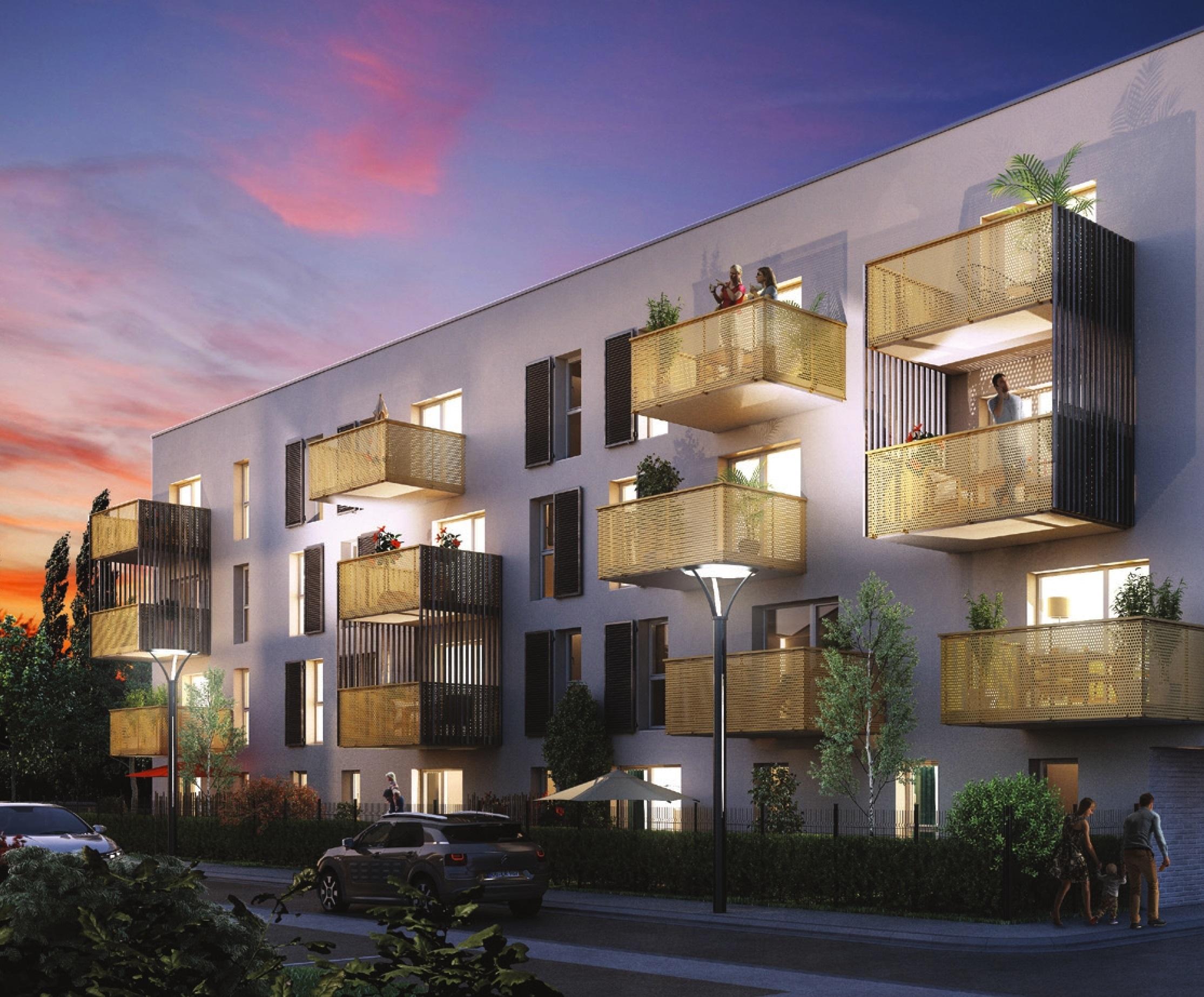 vente Appartement 3 pièces Orleans 45000