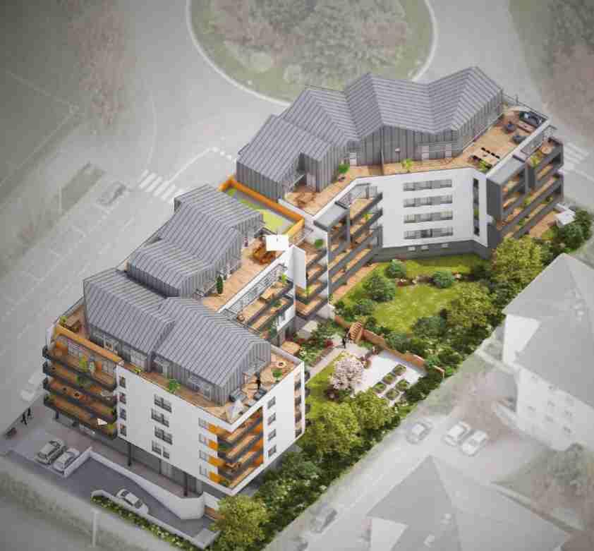 vente Appartement 3 pièces Saint Julien en Genevois 74160