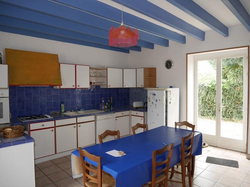 vente maison/villa 7 pièces Vernon 86340