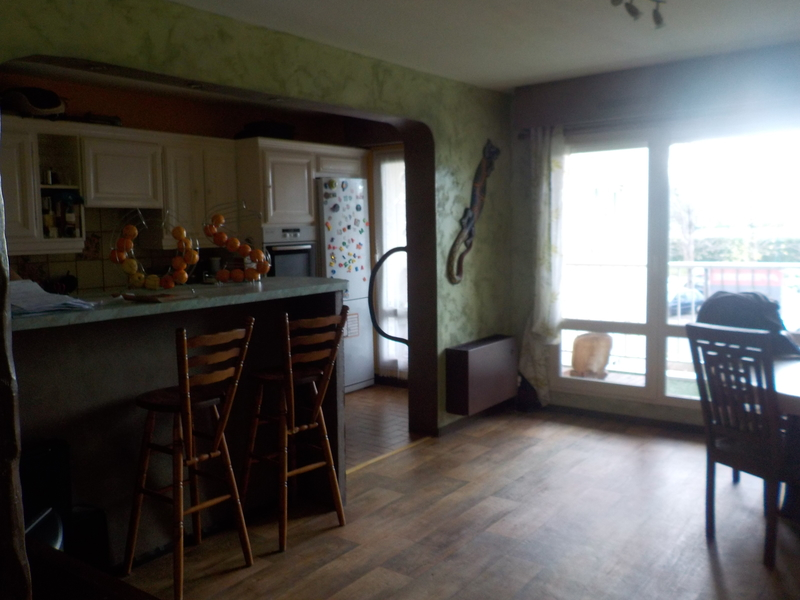 vente Appartement 4 pièces Pontoise 95300
