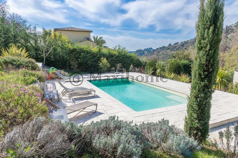 vente maison/villa 6 pièces Saint Paul 06570