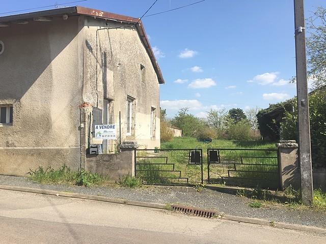 vente maison/villa 5 pièces Breuvannes-en-Bassigny 52240