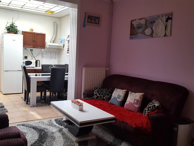 vente maison/villa 4 pièces Loos 59120