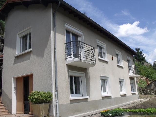 vente maison/villa 5 pièces Le Cheylard 07160