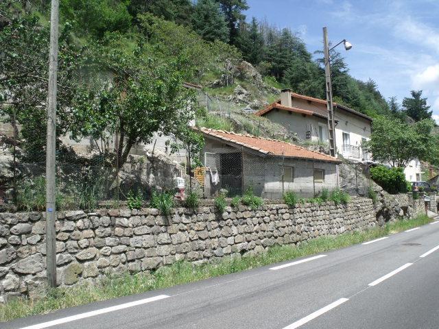 vente maison/villa 4 pièces Le Cheylard 07160
