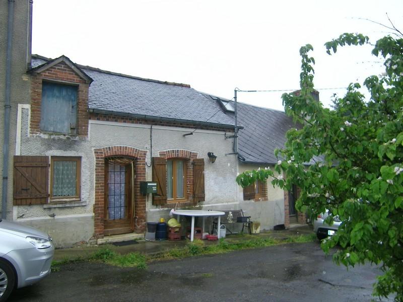 vente maison/villa 2 pièces Achères 18250