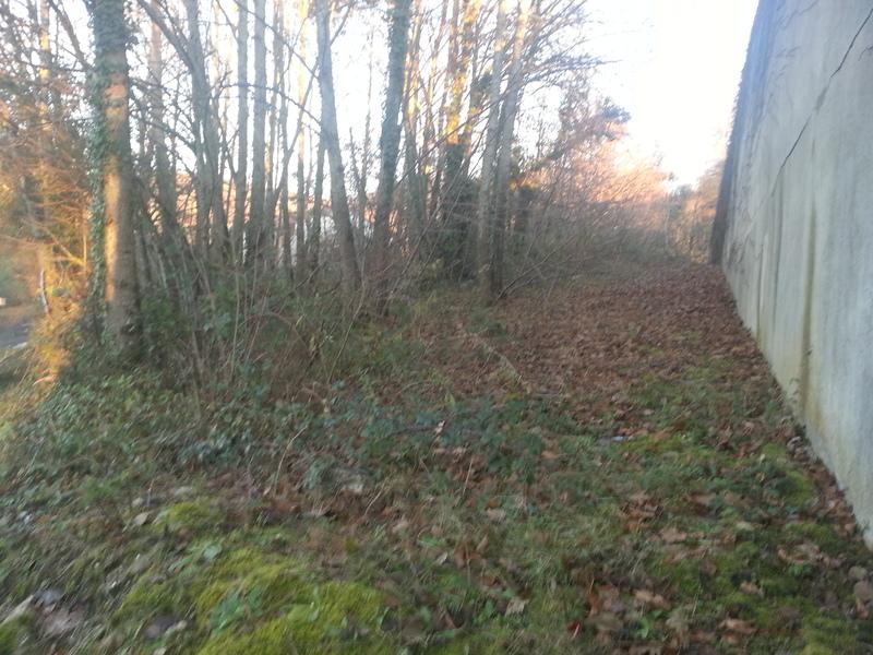 vente terrain Thiers Thiers 63300