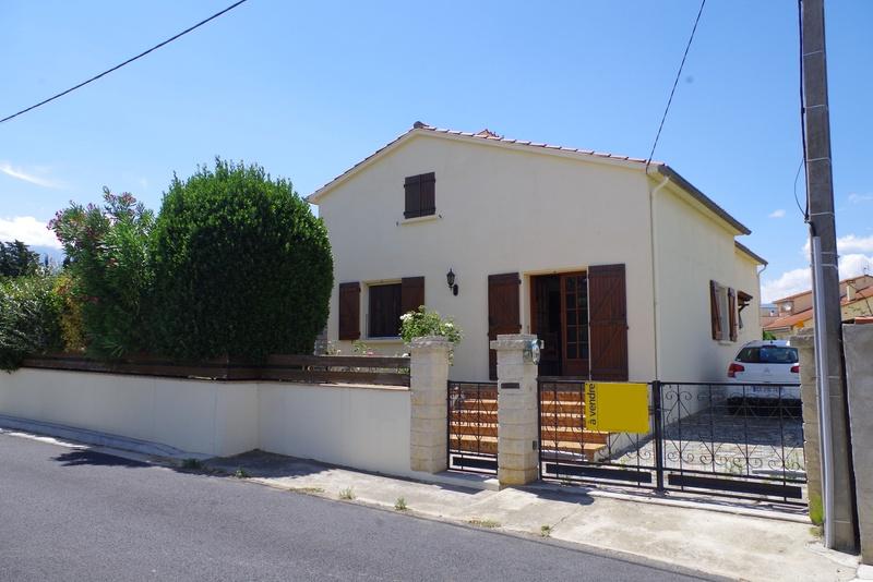 vente maison/villa 8 pièces Vinça 66320