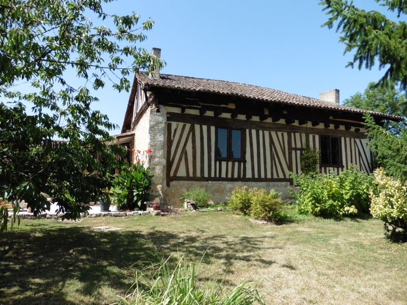 vente maison/villa 6 pièces Monbahus 47290