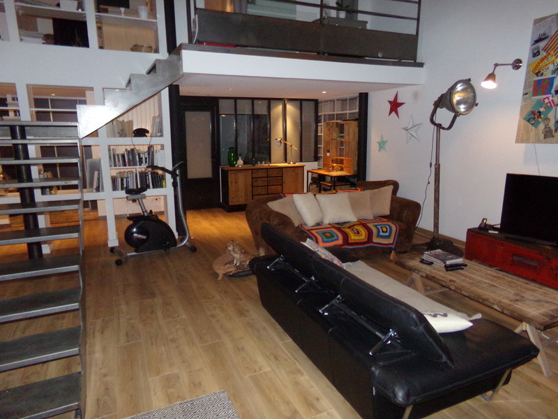 Annonce vente loft roubaix 59100 154 m 345 900 for Loft annonce
