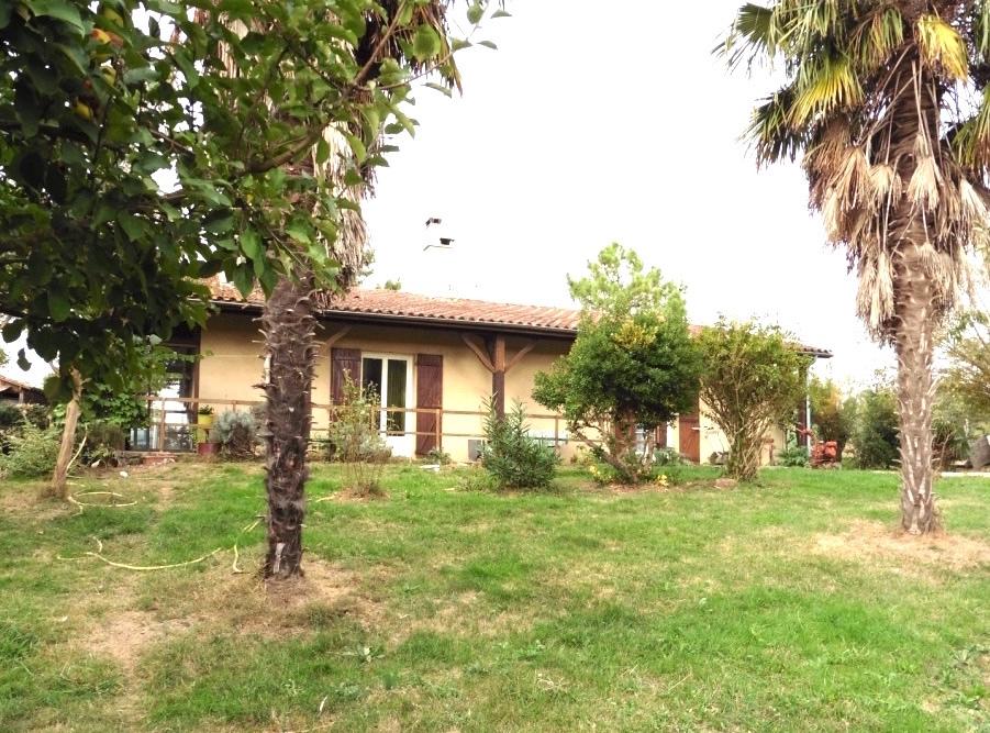 vente maison/villa 8 pièces Monbahus 47290