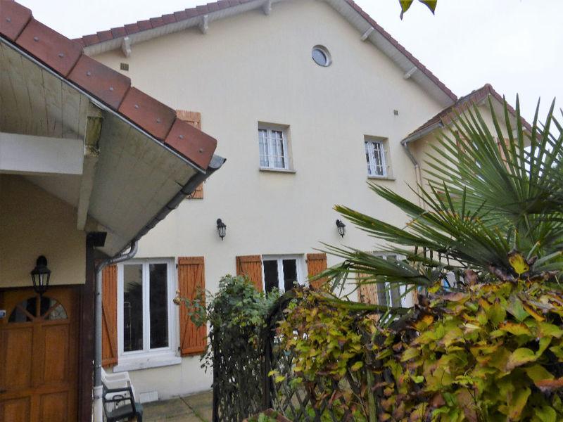 vente maison/villa 4 pièces Trappes 78190
