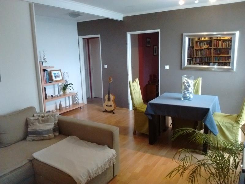 vente Appartement 4 pièces Élancourt 78990