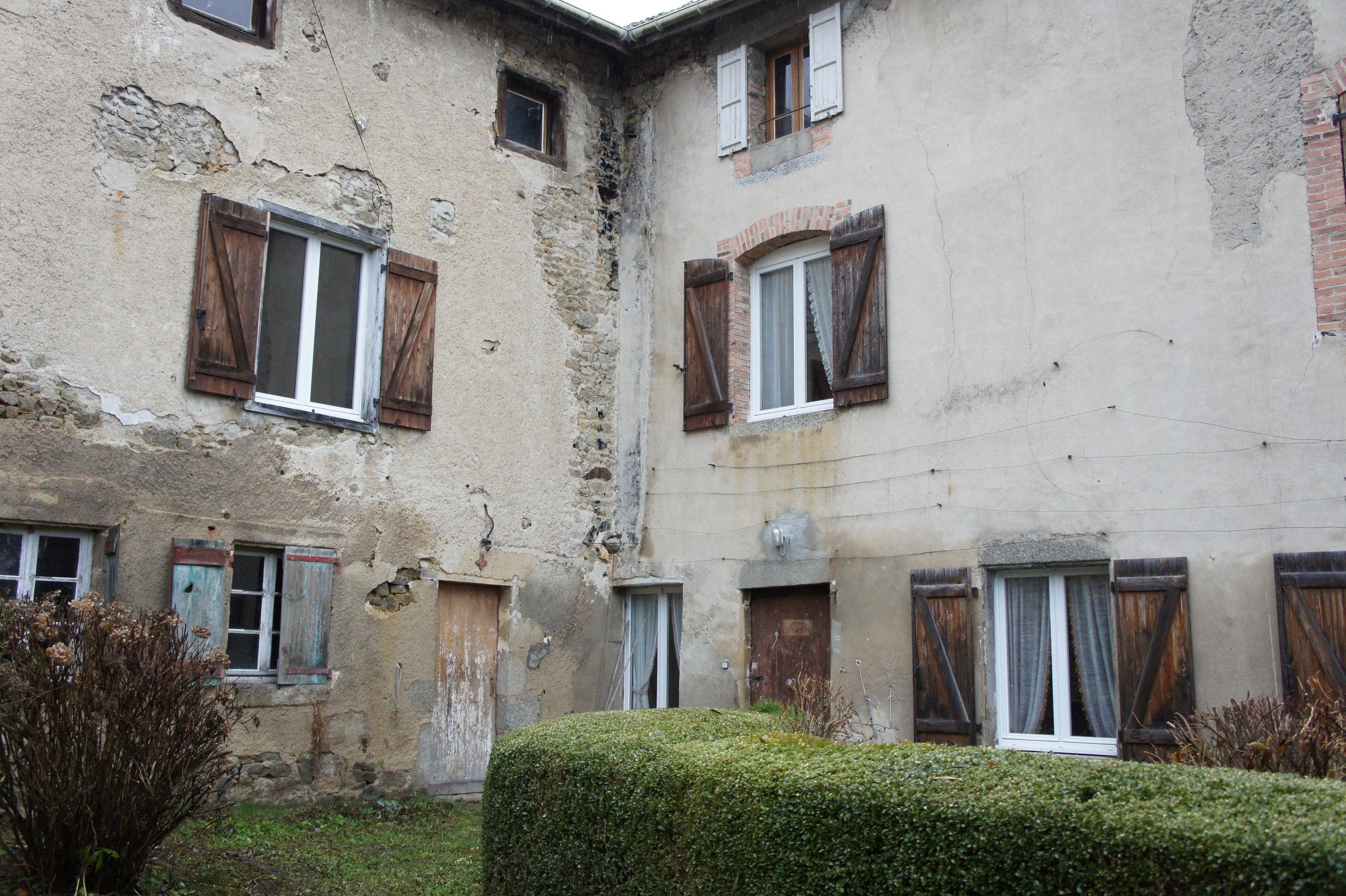 vente maison/villa 8 pièces Celles-sur-Durolle 63250