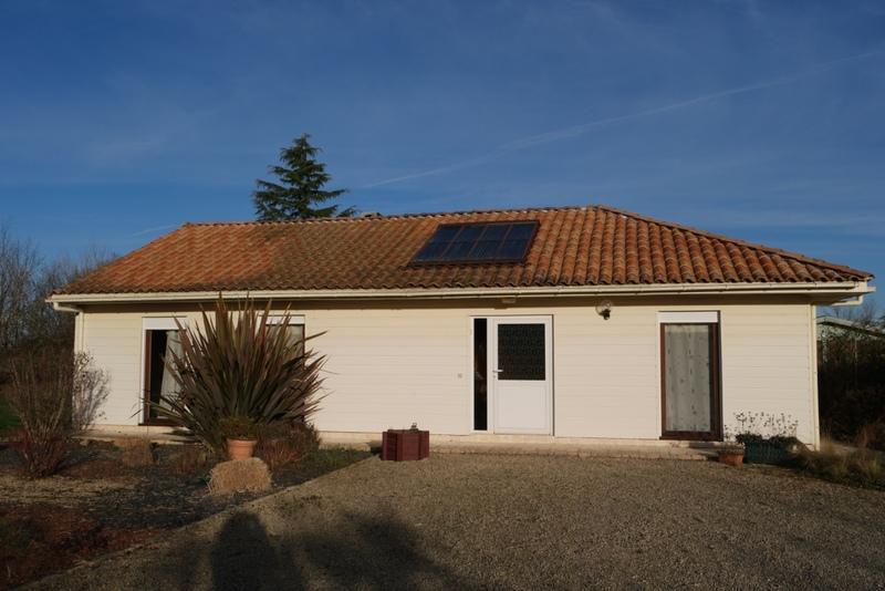 vente maison/villa 6 pièces Gençay 86160