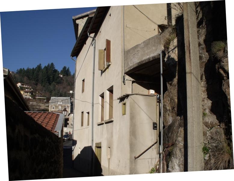 vente maison/villa 3 pièces Le Cheylard 07160
