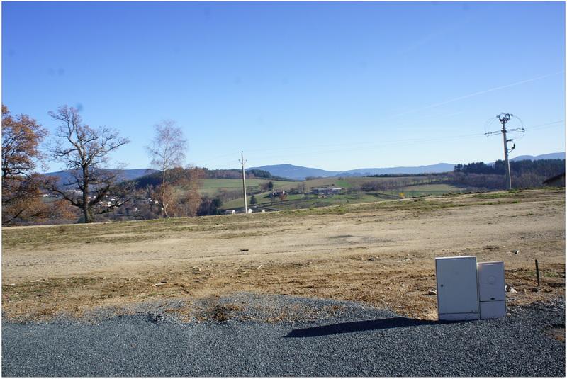 vente terrain Saint-Rémy-sur-Durolle Saint-Rémy-sur-Durolle 63550