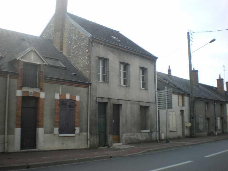 vente maison/villa 4 pièces Aubigny-sur-Nère 18700