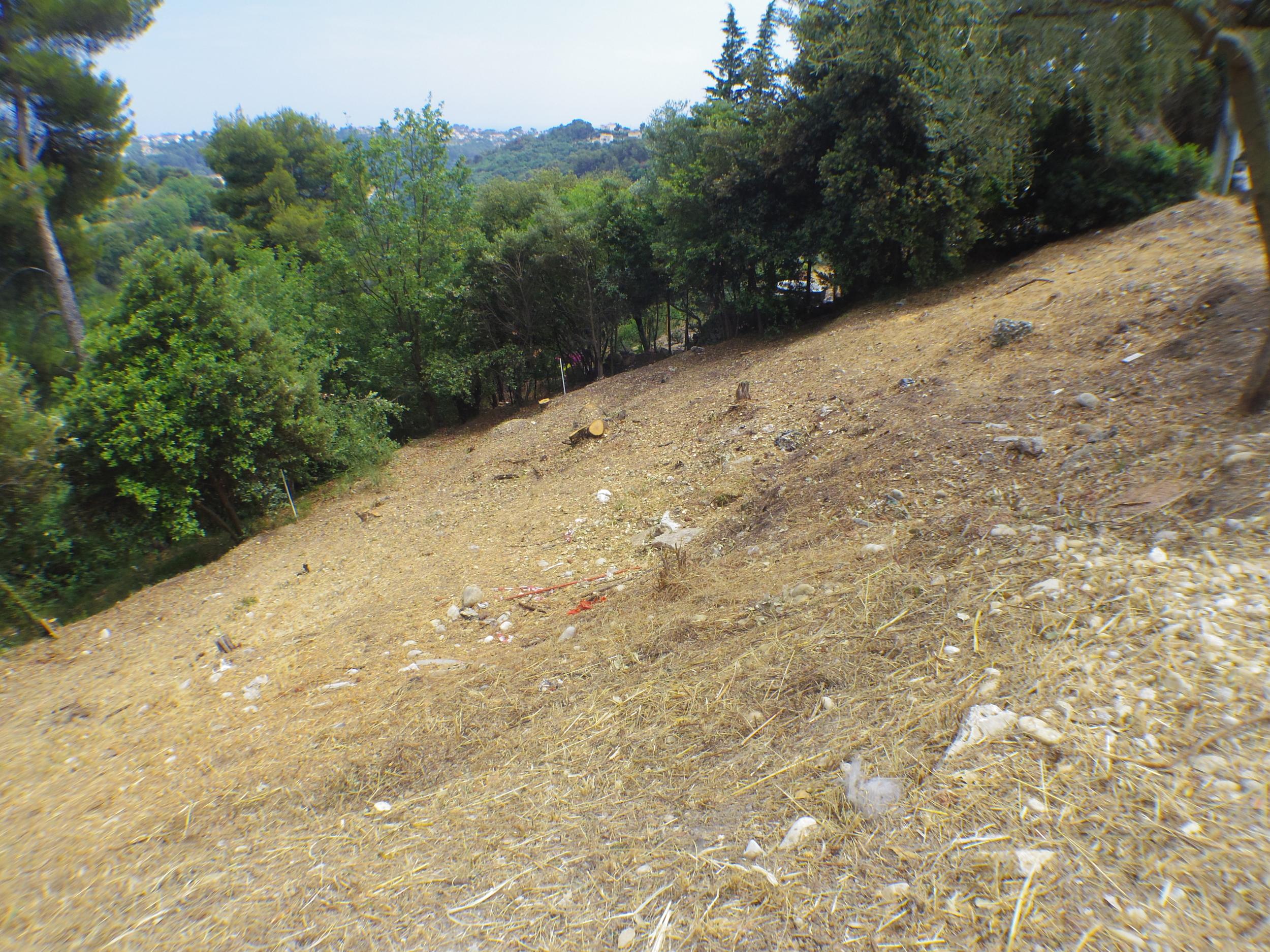 vente terrain Saint Paul Saint Paul 06570