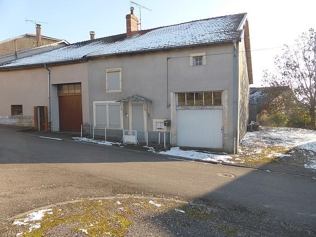 vente maison/villa 2 pièces Levecourt 52150