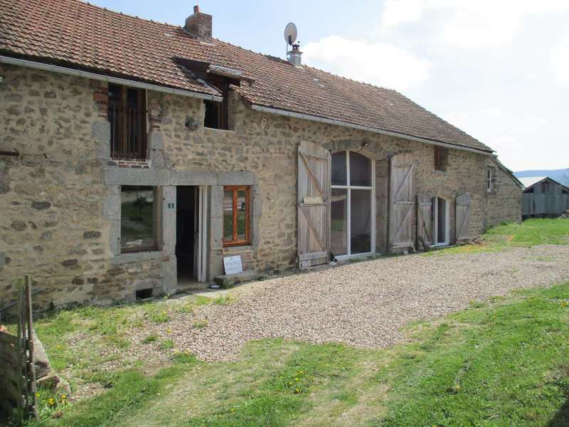 vente maison/villa 5 pièces Marigny l Eglise 58140