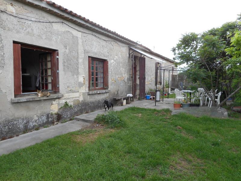 vente maison/villa 5 pièces Targon 33760