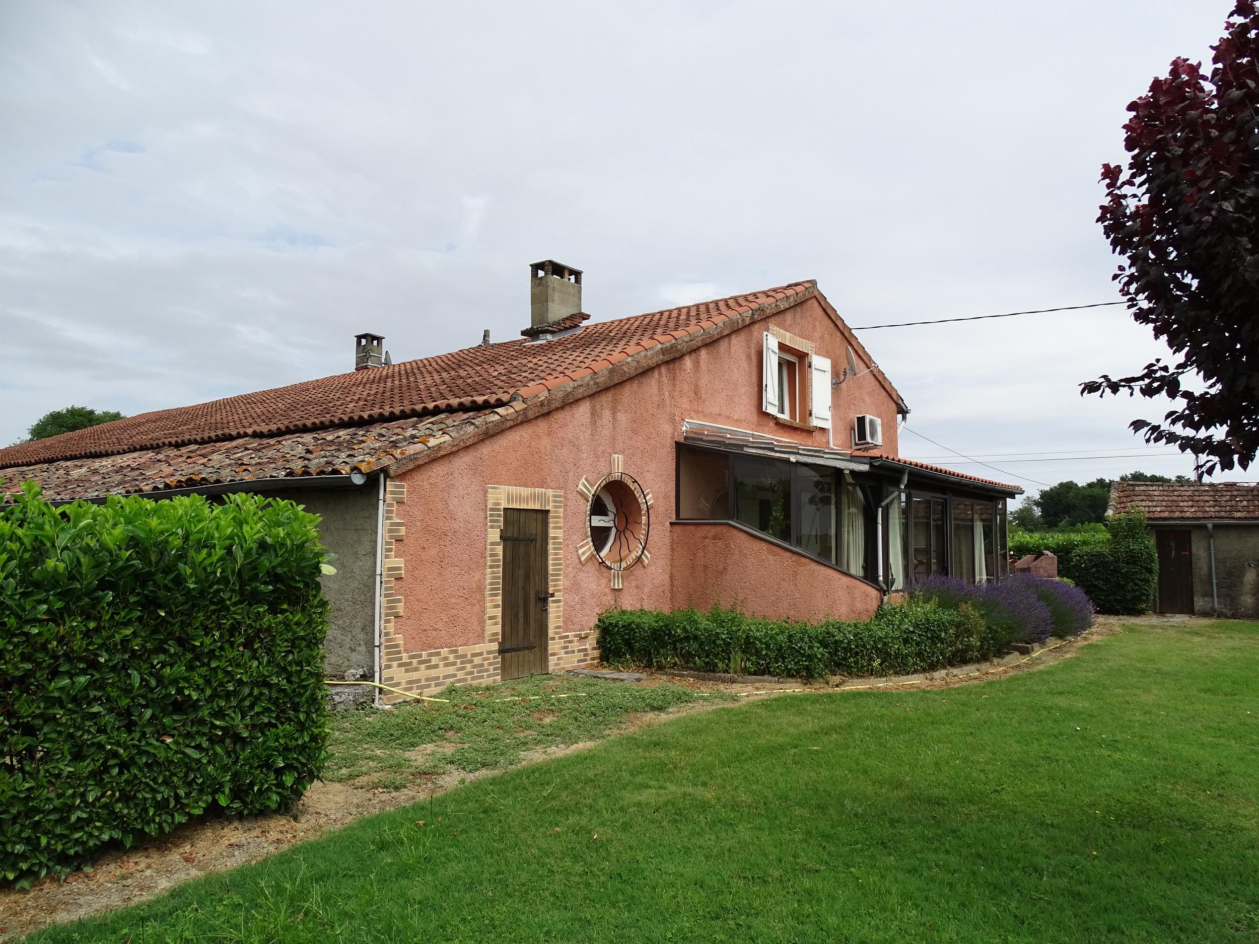 vente maison/villa 6 pièces Castelsarrasin 82100