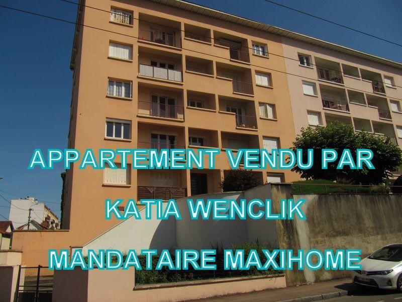 Annonce vente appartement limoges 87000 62 m 90 000 for Appartement atypique limoges