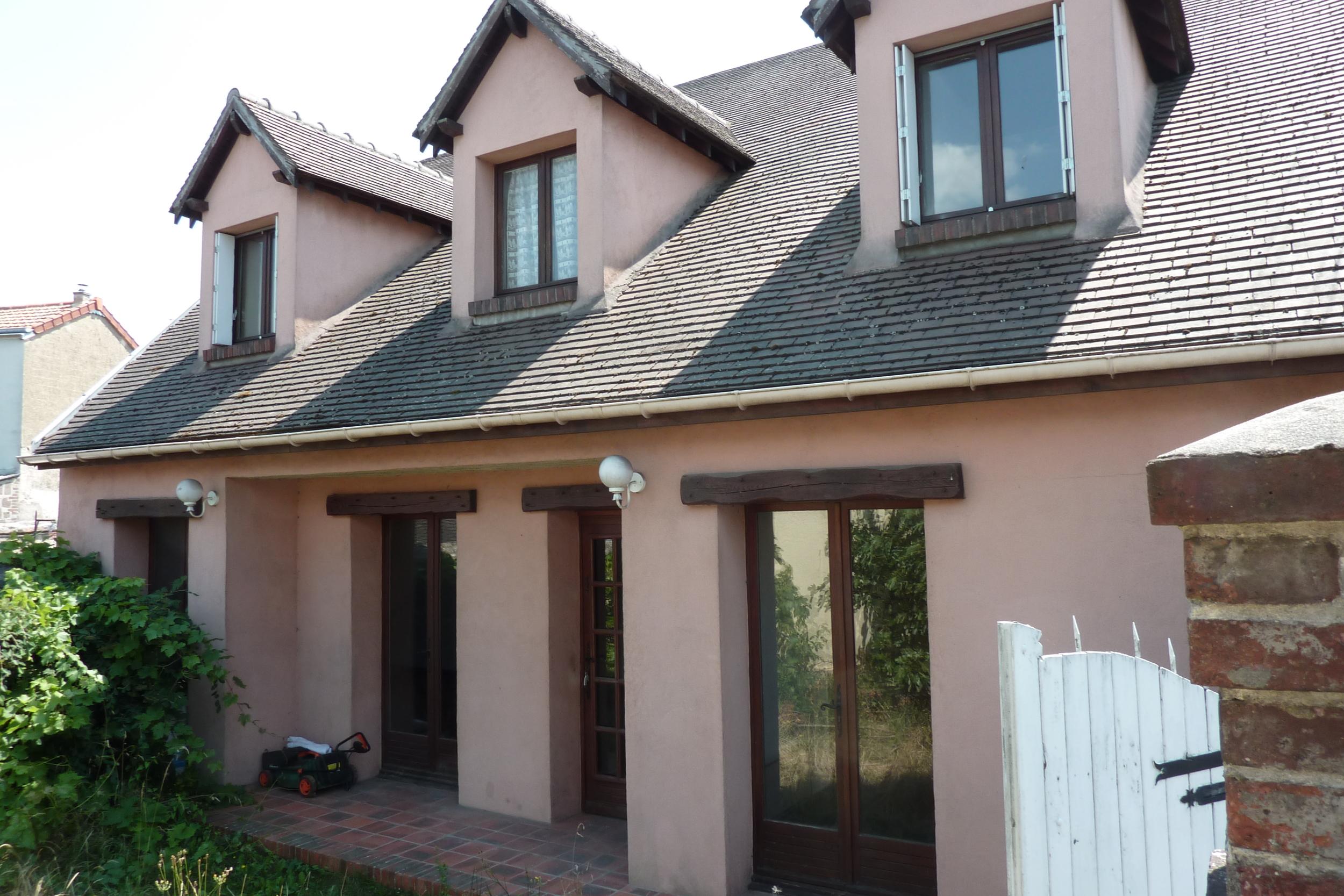 vente maison/villa 4 pièces Dreux 28100