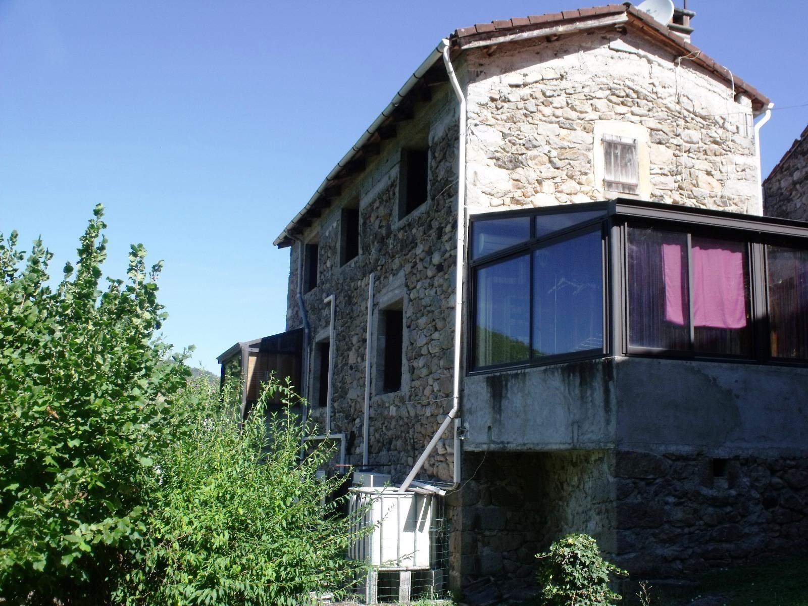 Maison Avec Alcôve : Annonce vente maison saint sauveur de montagut
