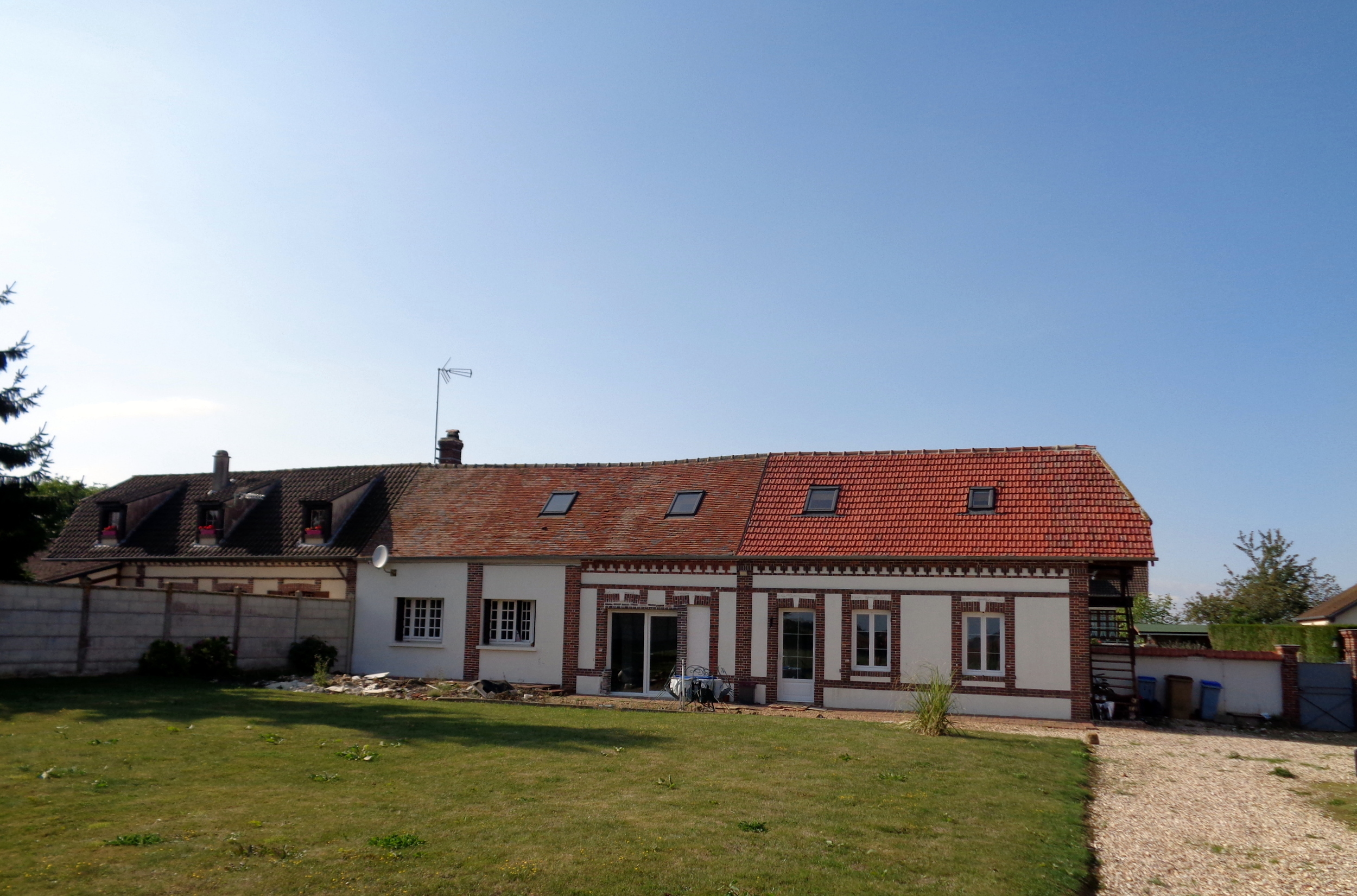 vente maison/villa 5 pièces Nonancourt 27320