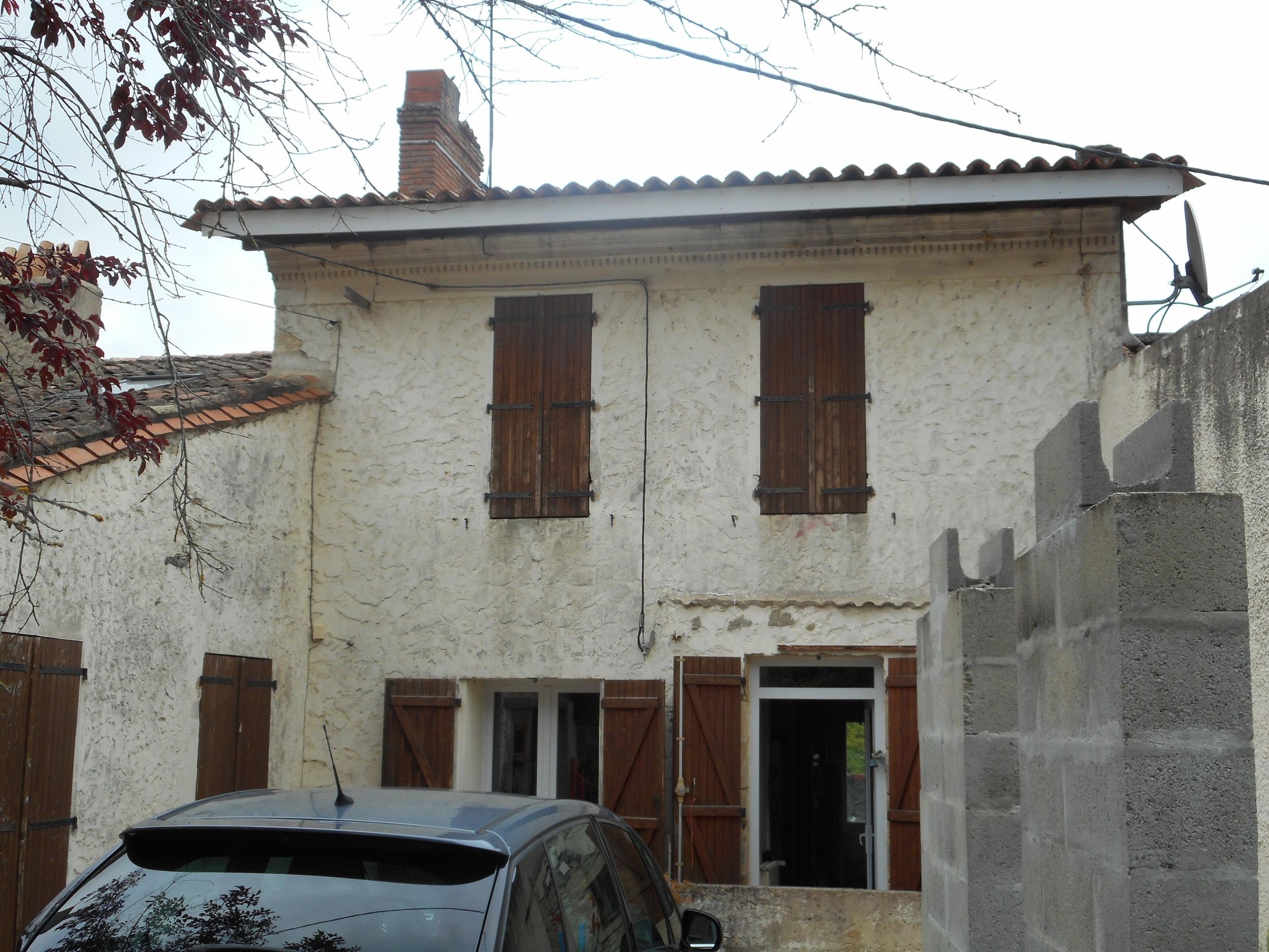 vente maison/villa 7 pièces Rions 33410