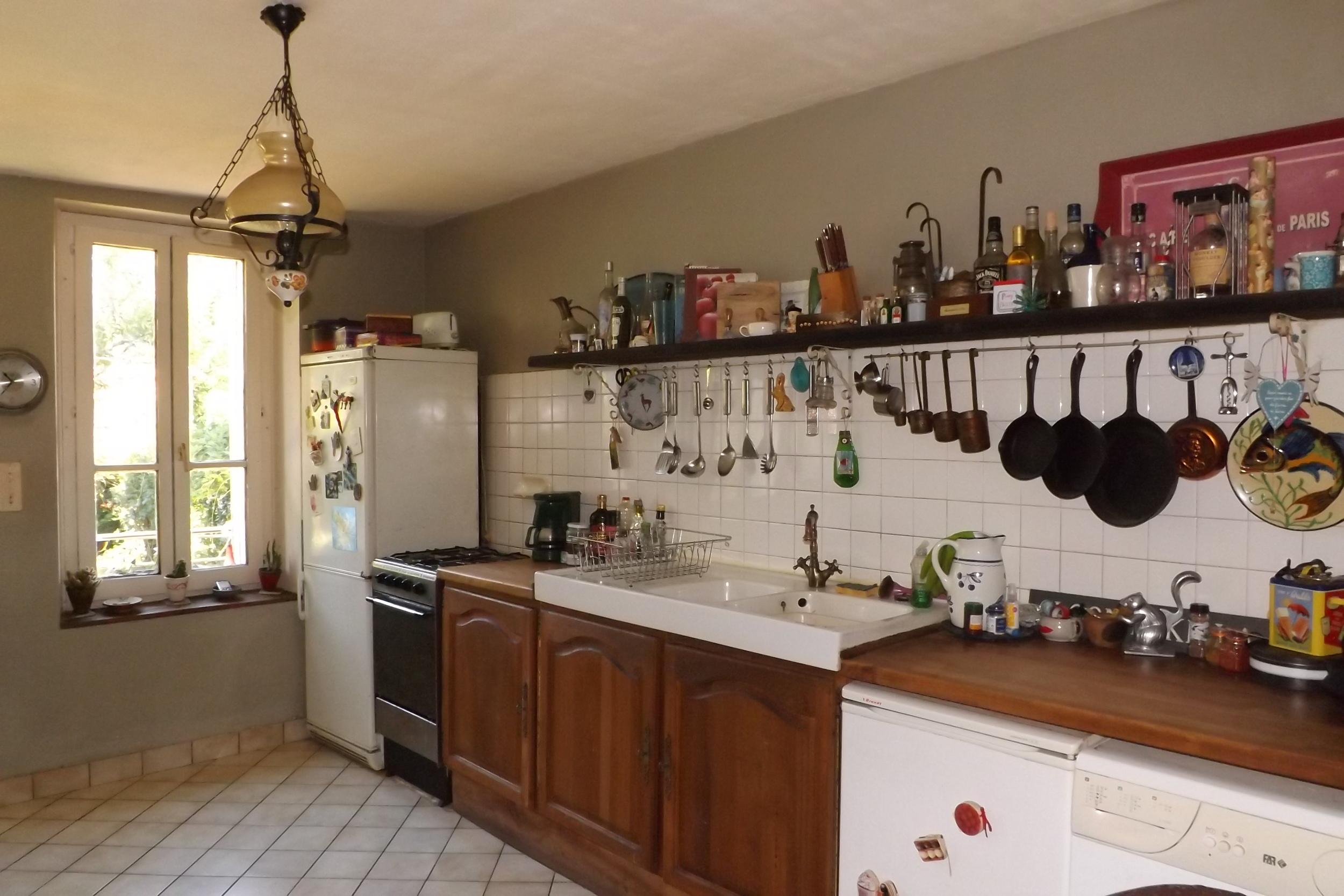 vente maison/villa 7 pièces Azerables 23160