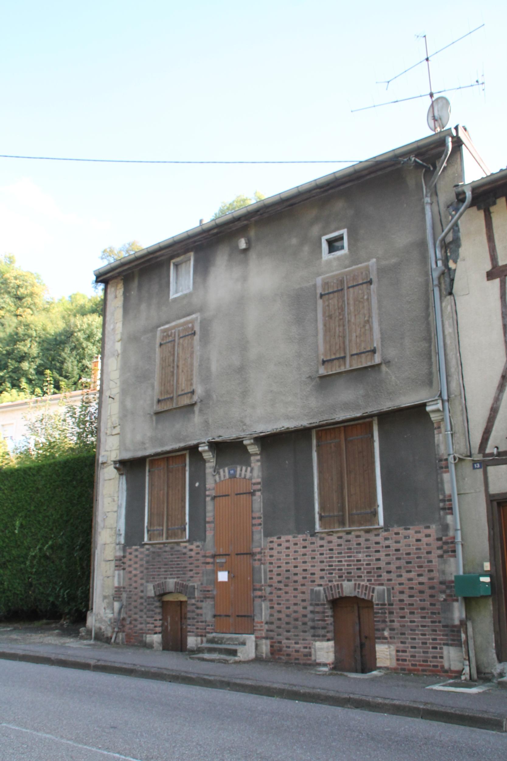 vente maison/villa 4 pièces Clermont-en-Argonne 55120