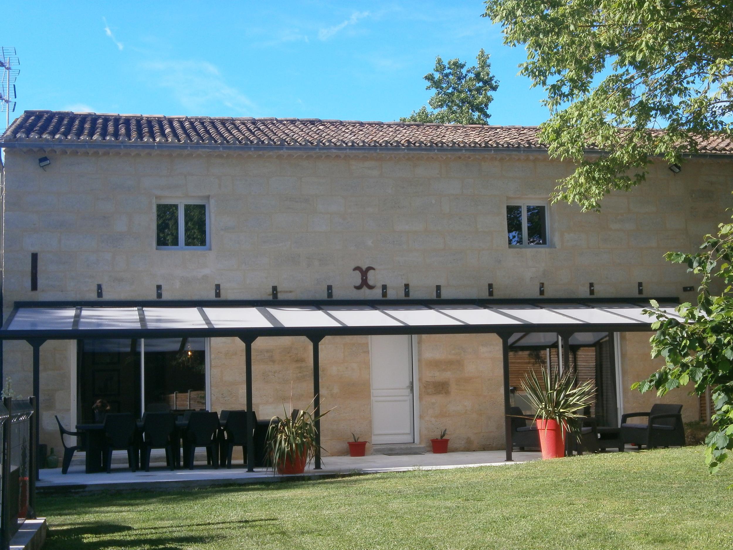 vente maison/villa 8 pièces Cubnezais 33620