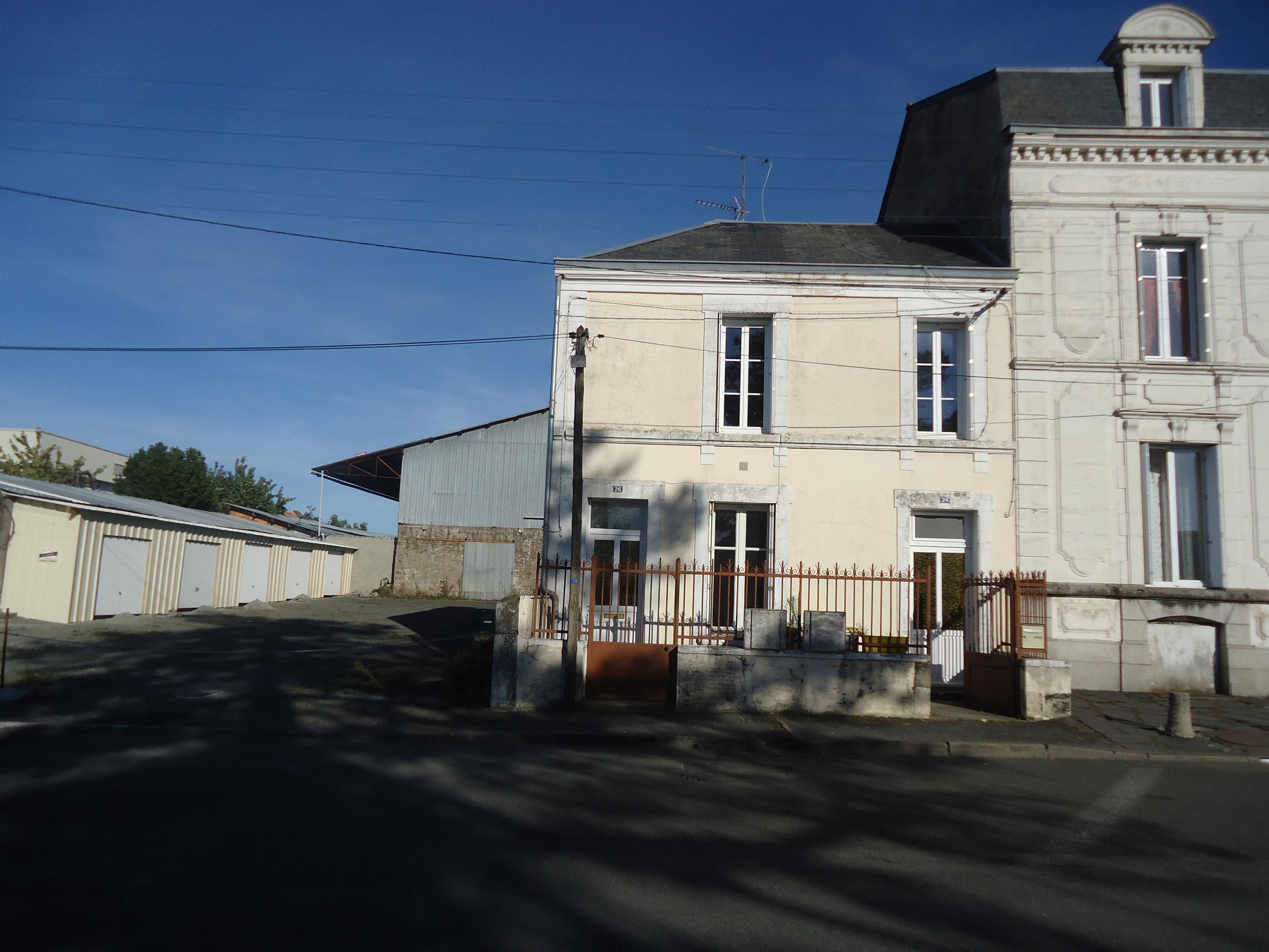 vente maison/villa 5 pièces Parthenay 79200