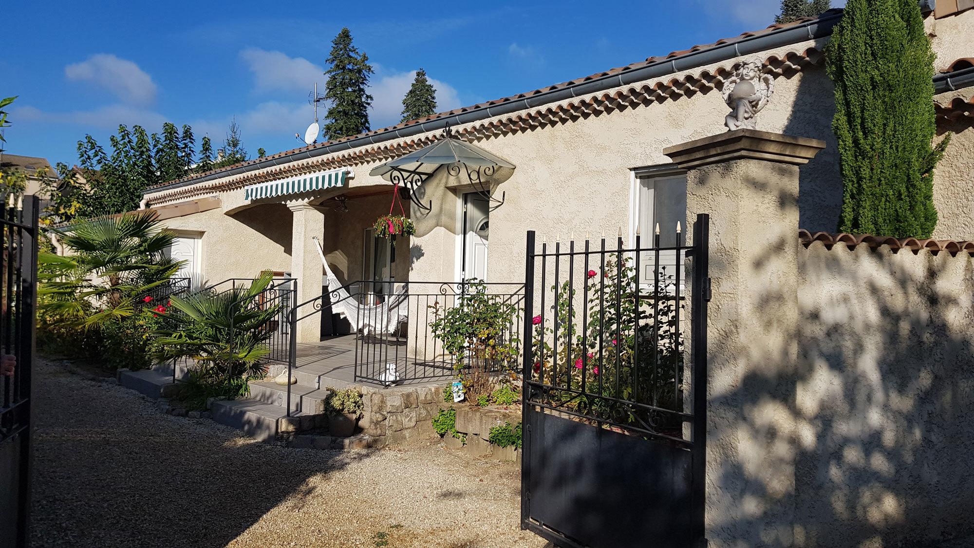 vente maison/villa 3 pièces Genissieux 26750