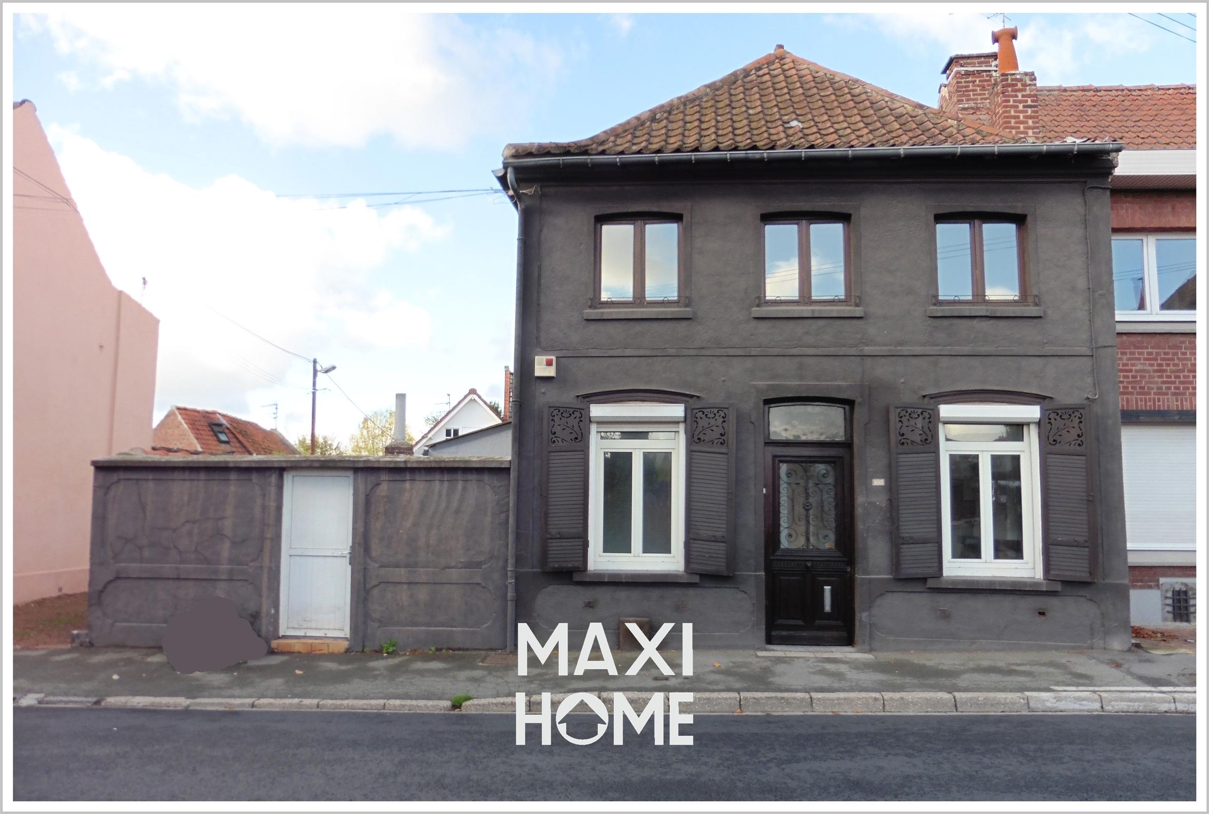 vente maison/villa 6 pièces Cysoing 59830