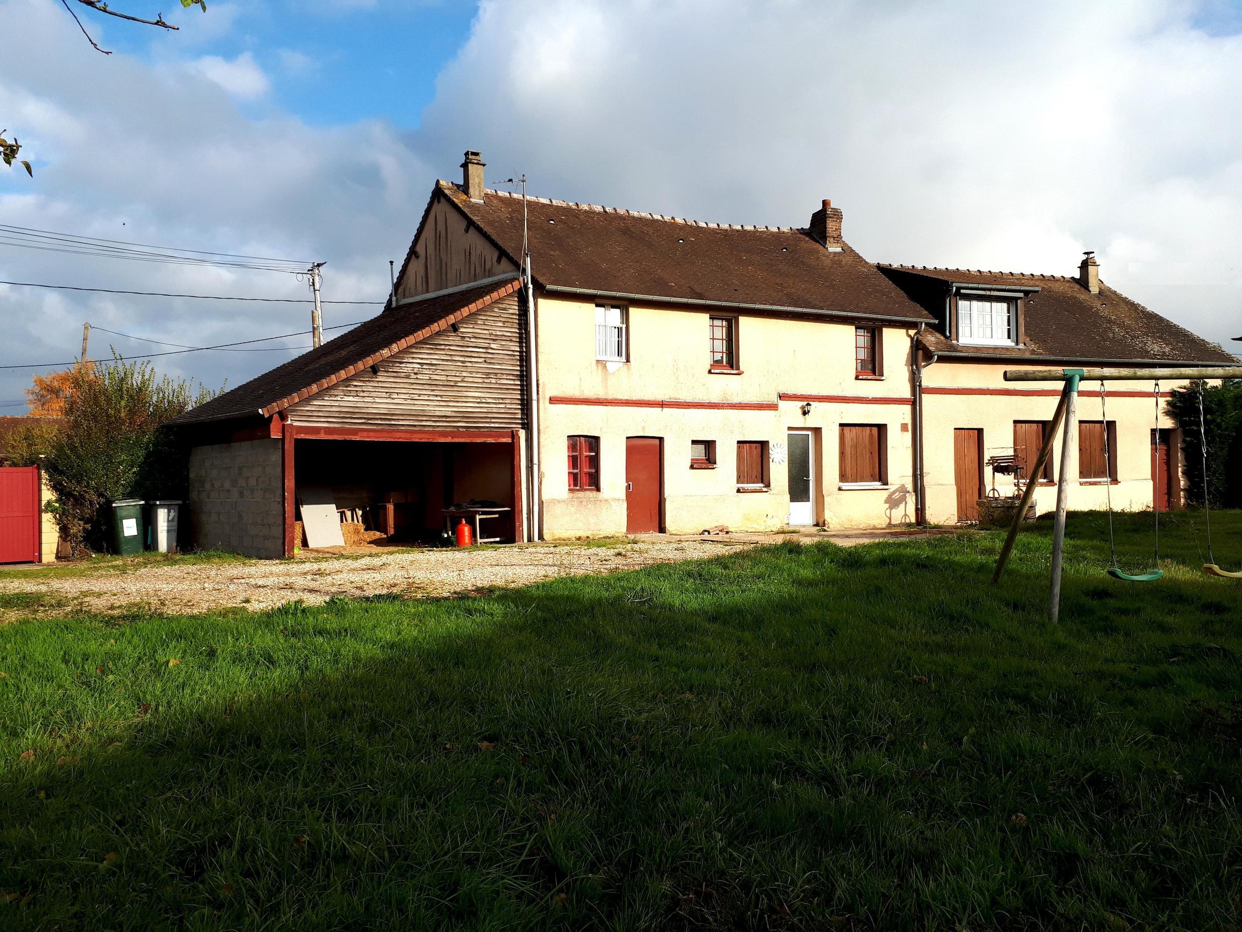 vente maison/villa 8 pièces Saint-Pierre-lès-Elbeuf 76320