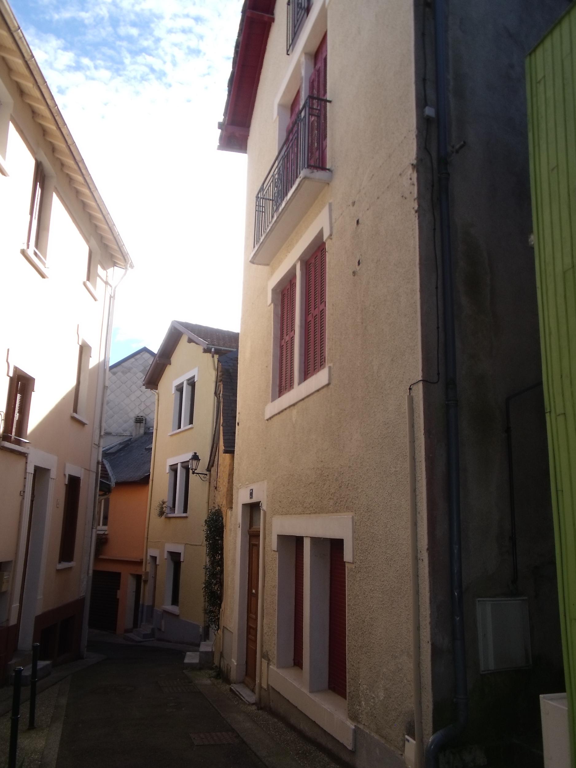 vente maison/villa 10 pièces Lourdes 65100