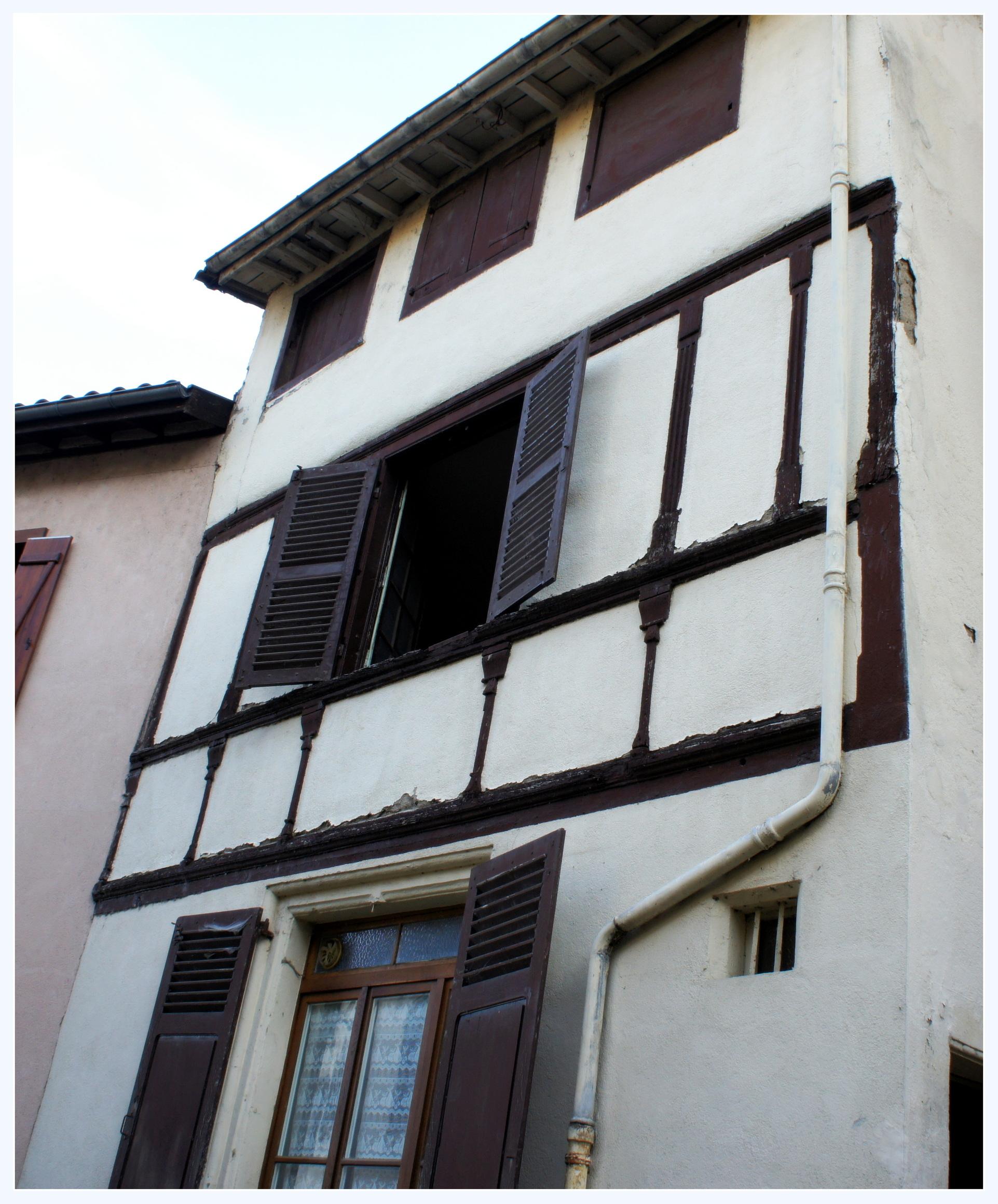 vente maison/villa 5 pièces Thiers 63300