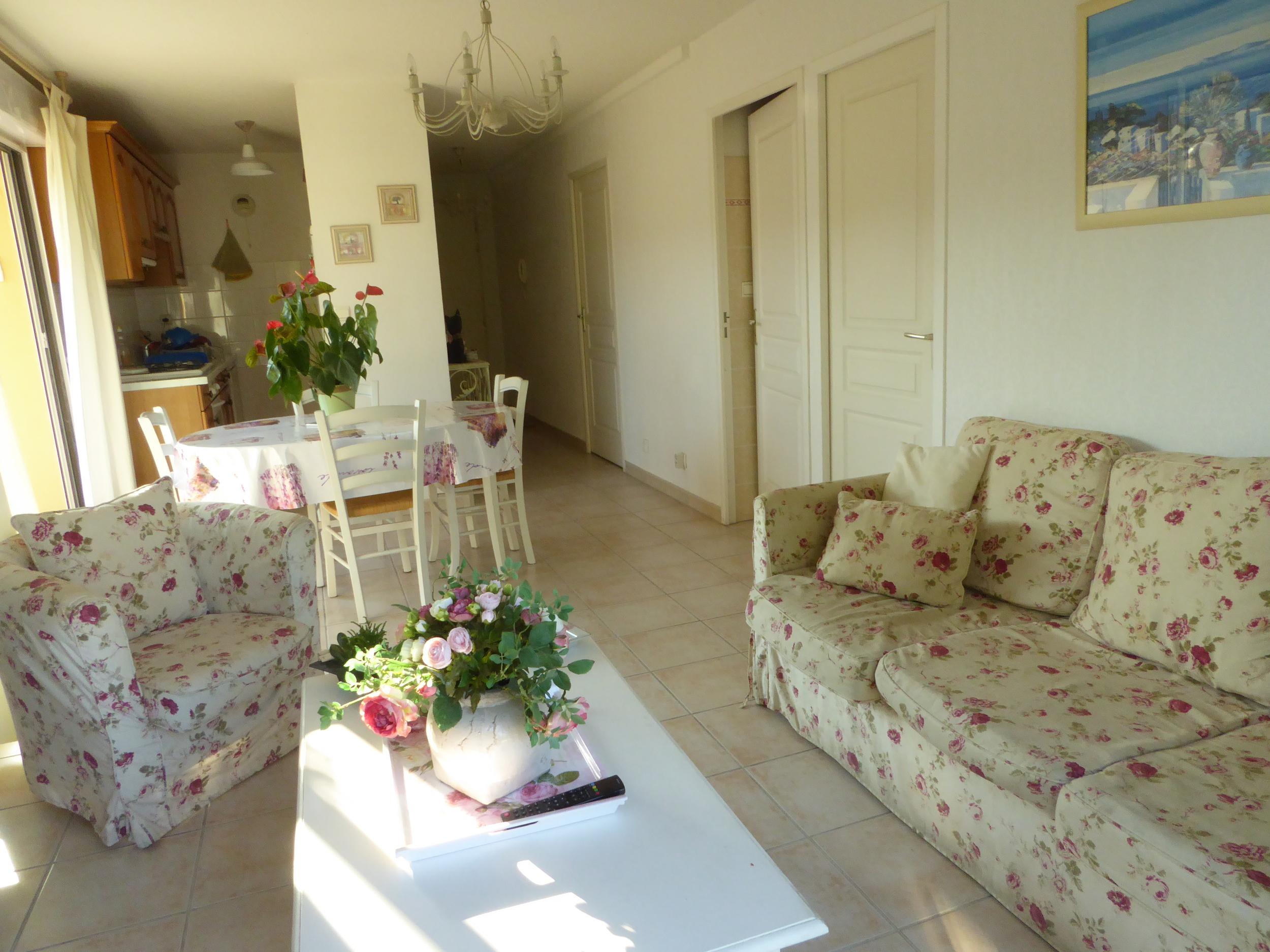 vente Appartement 3 pièces Le Beausset 83330