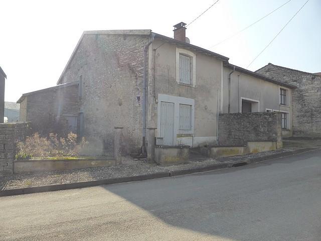 vente maison/villa 4 pièces Chambroncourt 52700